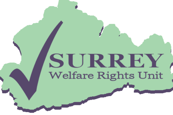 Update from Surrey Welfare Rights Unit