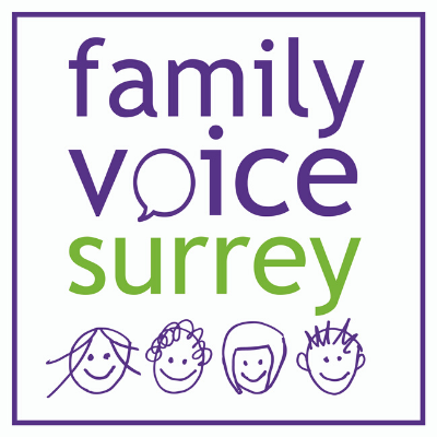 Simon, Family Voice Surrey
