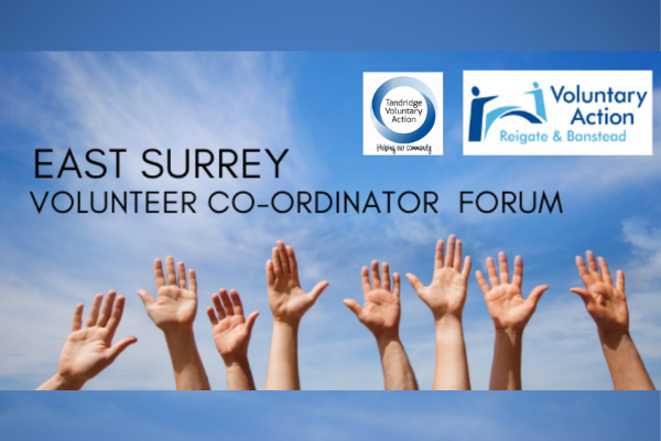 East Surrey Volunteer Co-ordinator Forum