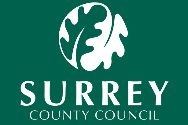 Weekly Covid Report for Surrey