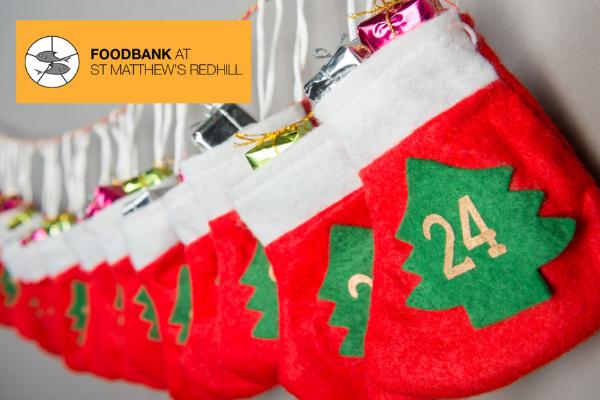 Redhill Foodbank Christmas Campaigns