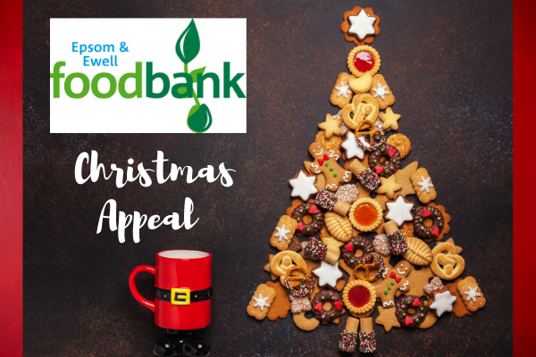 Banstead Foodbank Christmas Appeal