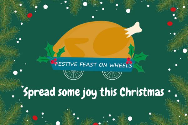Festive Feast on Wheels