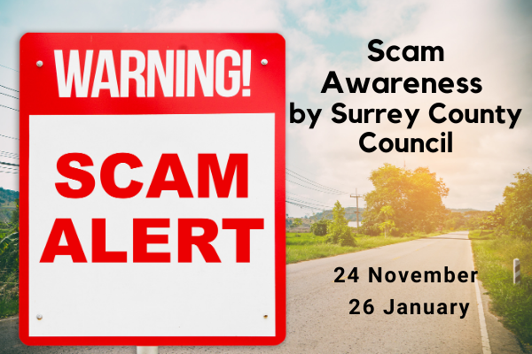 Scam Awareness for Charities