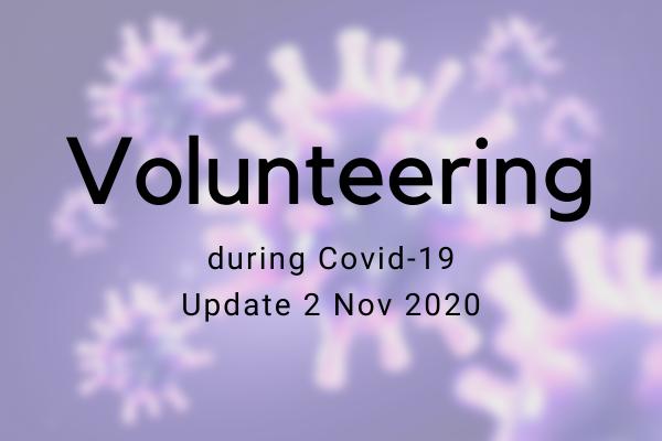 Can I still volunteer?