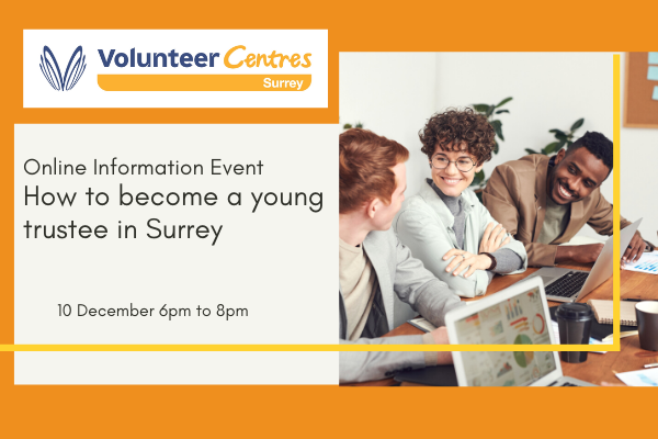 How to become a Young Trustee – 10 Dec 2020