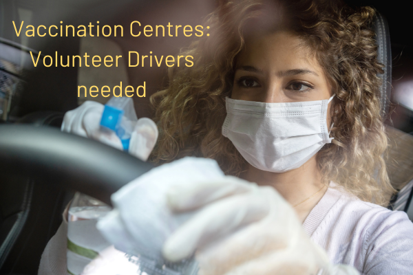 Volunteer drivers needed in Banstead
