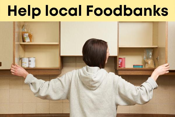 Help Local Foodbanks