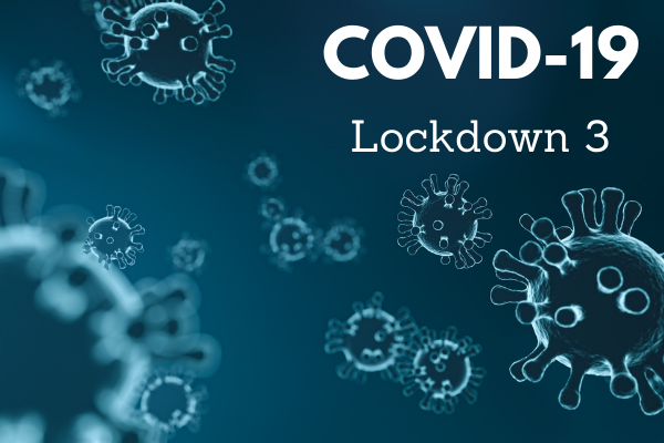 What does the national lockdown mean for the voluntary sector?