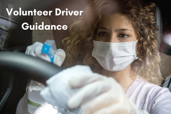 Covid-19 Guidance for Volunteer Drivers