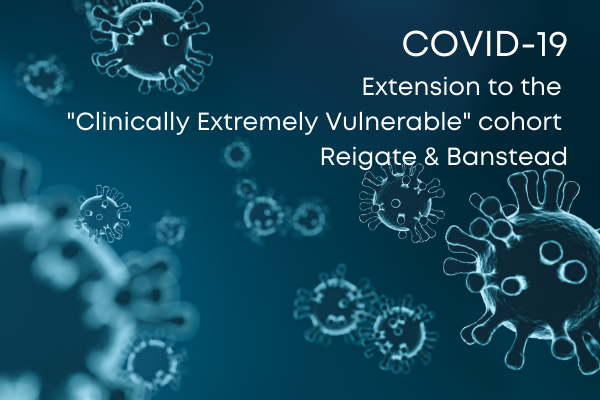 Extension to the Clinically Extremely Vulnerable Cohort