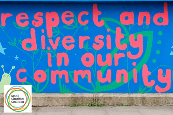 Small Charity's Guide to Diversity, Inclusion, Cohesion and Equality (DICE)