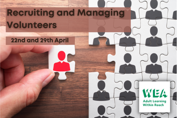 Recruiting and Managing Volunteers