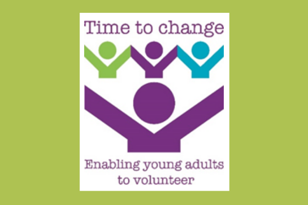 Young Volunteers – Time to Change