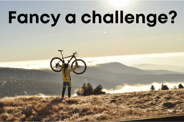 Cycle events supporting local charities