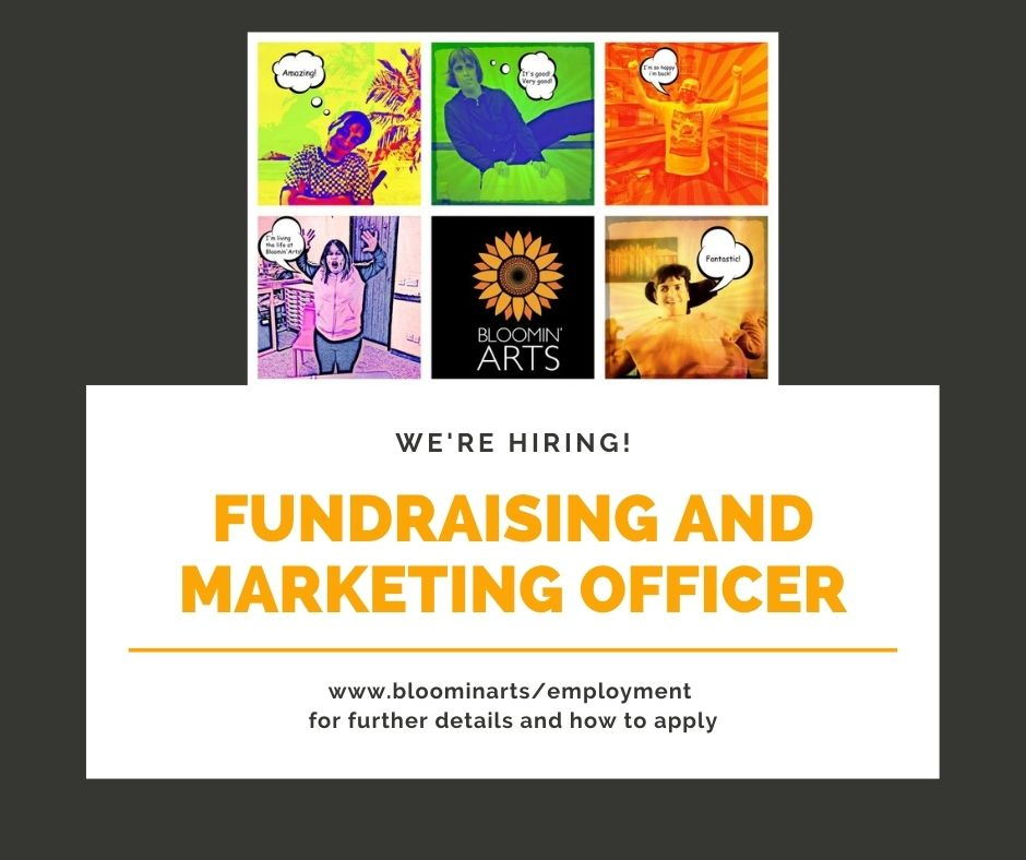 Fundraising and Marketing Officer