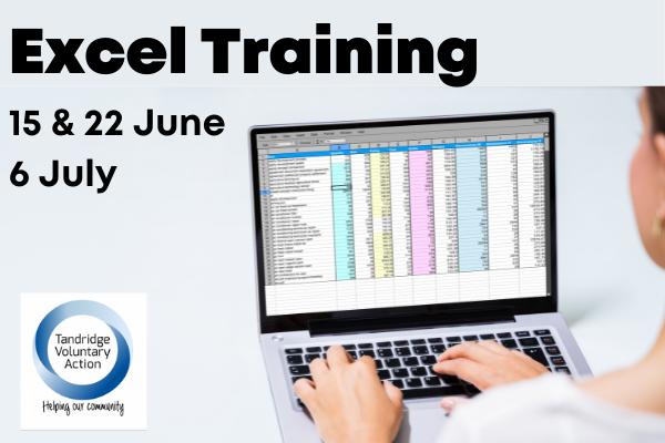 Excel training East Surrey