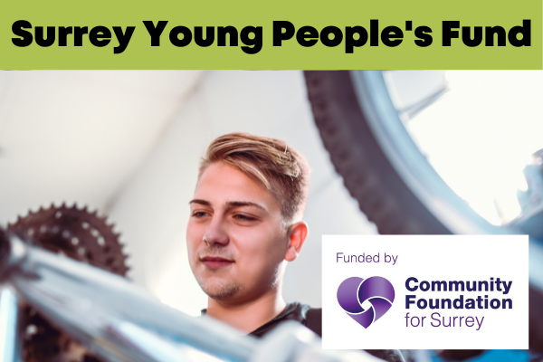 Surrey Young People's Fund