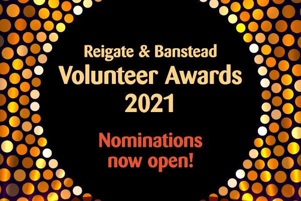 Reigate & Banstead Volunteer Awards 2021