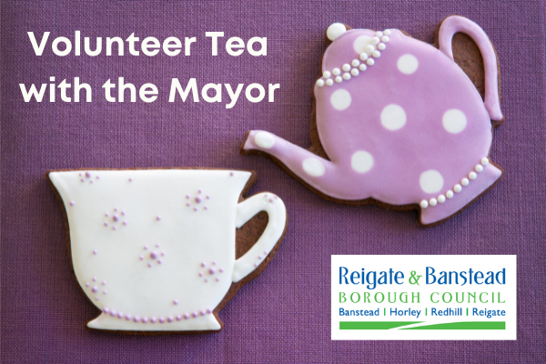 Tea with the Mayor