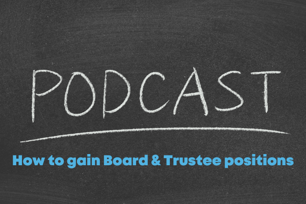 Want to become a trustee?