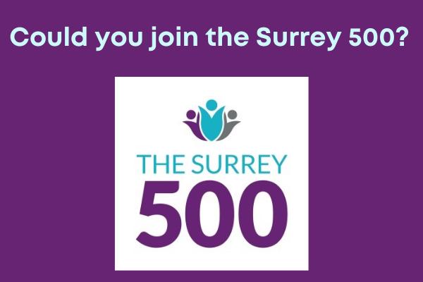 Surrey 500 Leadership Training