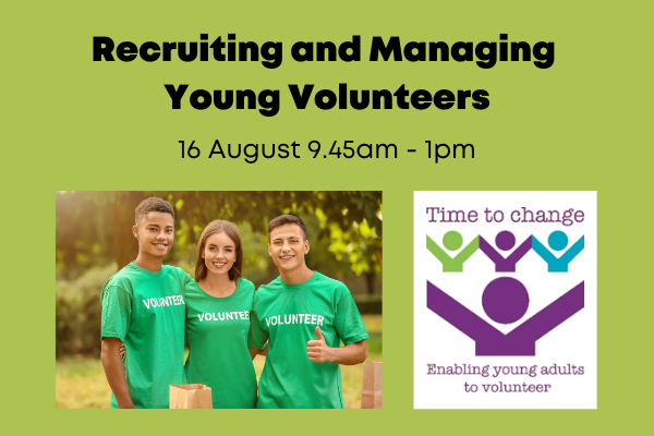 Recruiting & Managing Young Volunteers
