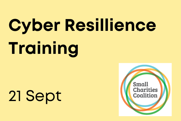 Cyber Resilience training