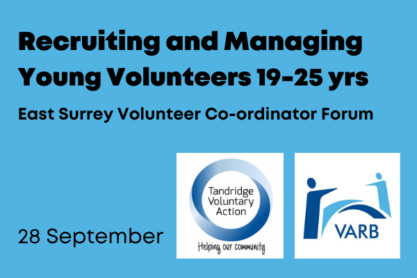 Recruiting and managing young volunteers