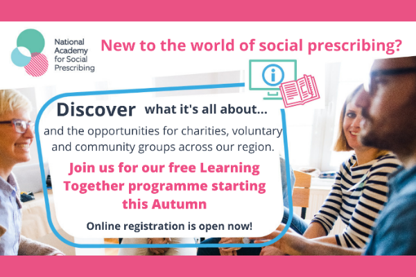 How to engage with Social Prescribing