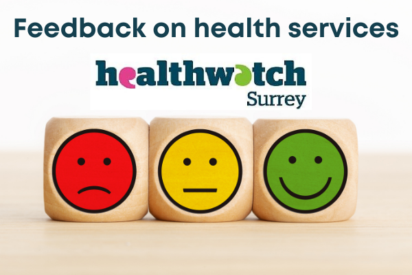 Feedback on health services