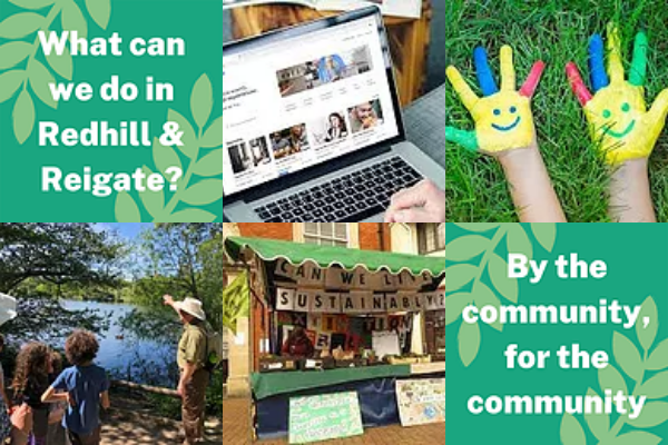 Great big green week - by the community for the community