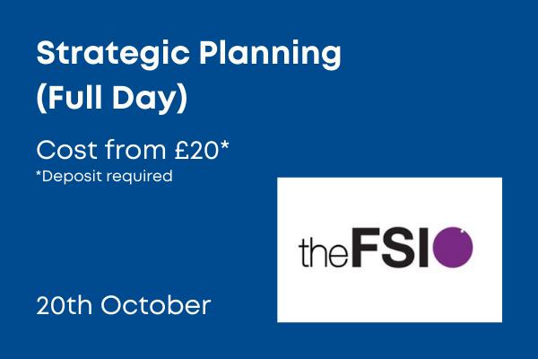 Strategic Planning Training