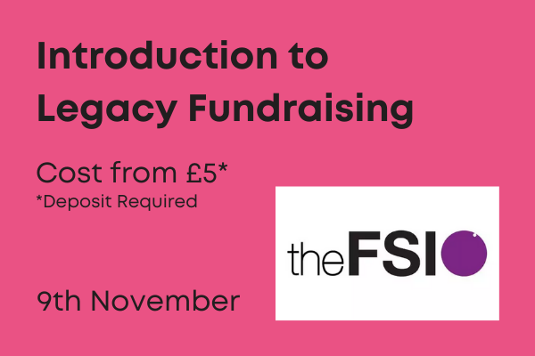 Introduction to legacy fundraising